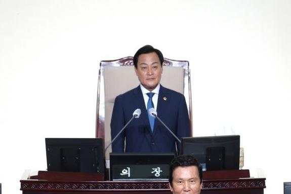 경기도의회 도시환경위원장에 안산출신 장동일 의원 당선