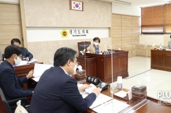 경기도의회 의회운영소위원회 본격 시동