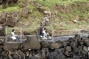 성남에 안전한 경로로 자율주행하는 전동휠체어 뜬다