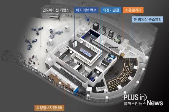 경기도의회, 지방의회 최초 최첨단 복합문화공간 '(가칭)라키비움' 건립 착수