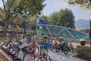 과천시 노후˙파손된 자전거보관대 일제 정비