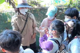 용인 상현초, 마을과 함께하는'생태교육'